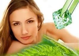 Домашній масаж льодяний для шкіри - користь