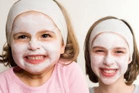 Маски для обличчя для підлітків дбайливий догляд за ніжною шкірою