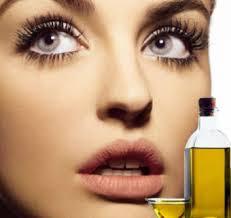 Реп'яхова олія для обличчя та росту вій