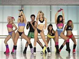 Танцювальна аеробіка - ефективна для схуднення
