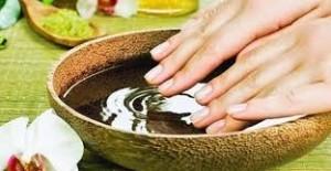 Ванночки для нігтів в домашніх умовах
