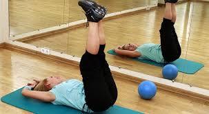 Вправи для ніг від Аніти Луценко