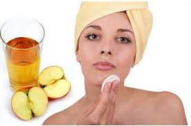 Яблучний оцет від прищів - застосування