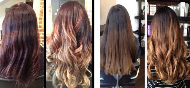 Брондування волосся