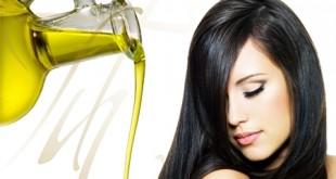 Оливкова олія для волосся