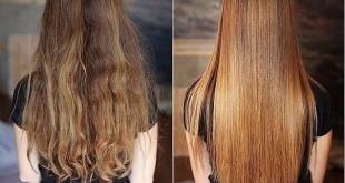 випрямити волосся