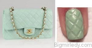 Манікюр, натхненний сумочками Chanel