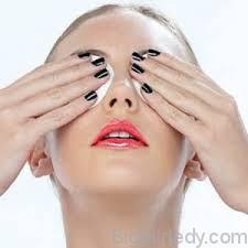 Очі після сліз: опухлі повіки, мішки під очима?