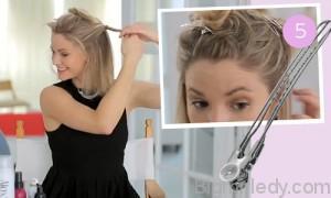 Майстер-клас завивка короткого волосся_5