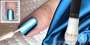 Нейл-арт, який подовжує нігті 4