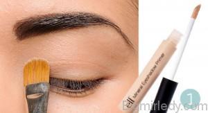 Літній макіяж очей натуральність і сяйво_1