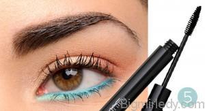 Літній макіяж очей натуральність і сяйво_5