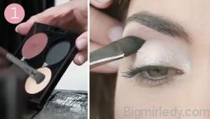 Класичний ліфт-макіяж очей_1