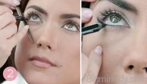 Класичний ліфт-макіяж очей_2