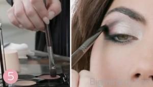 Класичний ліфт-макіяж очей_5