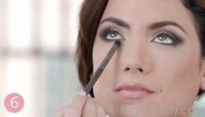 Класичний ліфт-макіяж очей_6