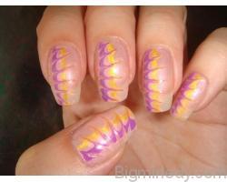 Малюнки на нігтях голкою-2