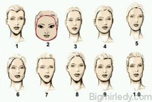 Як підібрати ювелірні прикраси під тон шкіри і форму обличчя2