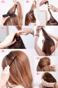 8 красивих зачісок на довге волосся_5
