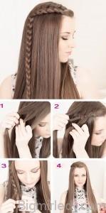 8 красивих зачісок на довге волосся_6