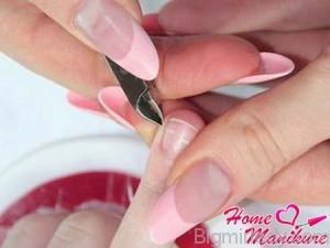 Дбайливий догляд за дитячими нігтями-6
