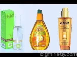 Екстраординарне масло для волосся