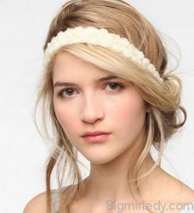 Красиві зачіски своїми руками на середні волосся. Ефектні варіації на кожен день 5