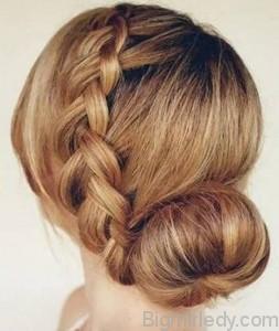 Красиві зачіски своїми руками на середні волосся. Ефектні варіації на кожен день 6j