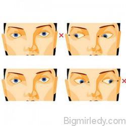 Як зберегти зір школяра тренування для очей вдома та на уроці 1