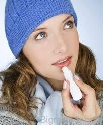 Догляд за губами восени і взимку