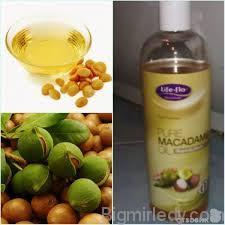Масло макадамії для волосся