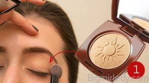 Реверсний макіяж «котяче око»_1