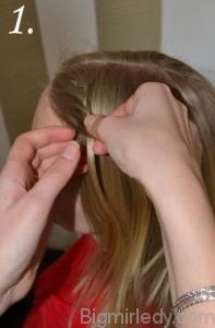 Зачіска змійка1