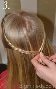 Зачіска змійка3