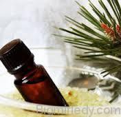 Ефірне масло сосни для волосся