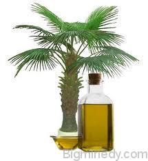 Пальмова олія для волосся