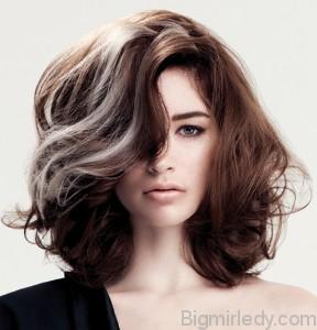 Трендові техніки фарбування волосся взимку 7