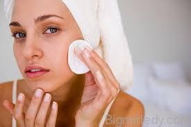 Ефективне очищення шкіри обличчя народними засобами і за допомогою дієт