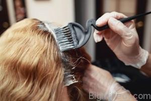 Що таке 3d фарбування волосся 1