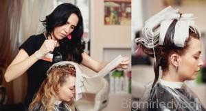 Що таке 3d фарбування волосся 3