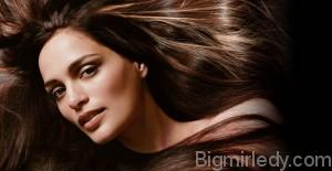 Часте  мелірування на темне волосся  1
