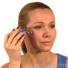 Баночний масаж бличчя