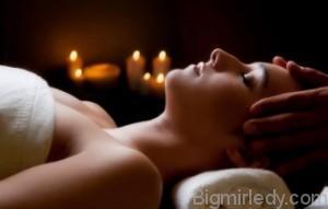 Секрети індійського масляного масажу