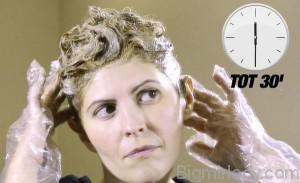 Безаміачна фарба для волосся особливості фарбування вдома 5