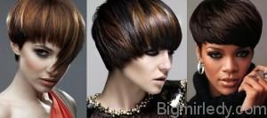 Стрижка «шапочка» на коротке волосся технологія створення та рекомендації по укладанню 1