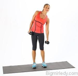 Найкращі вправи для схуднення боків і живота 1