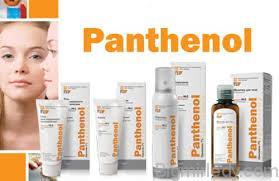 Пантенол для волосся