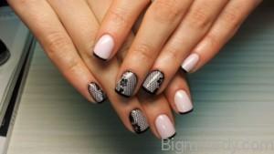 Гель лак для домашнього використання вчимося красиво фарбувати нігті