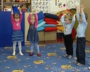 Ігрові фітнес вправи для дітей 1