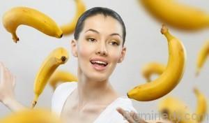 Маски з бананом для вашого обличчя кращі рецепти